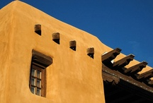 Southwestern Style Home / Homes inspired by the Southwestern style in Santa Fe, NM