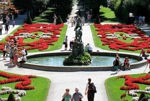 Gardens Around The World / Famous and not so famous gardens, parks and botanical gardens around the world - the ones accessible to the public.