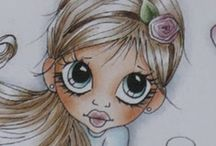 Amazing Copic Coloring and Techniques