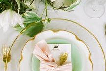 Tablescapes / by Mary Grace Griffin