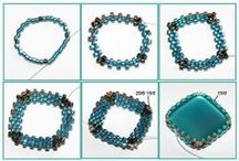 Jewelry tutorials and ideas / by Becca's Beaded Bangles