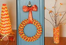 Candy Corn / All things candy corn. I love the colors together!  / by Ruth Bravo
