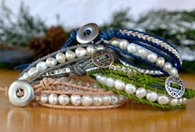 Wrap Bracelets  / All from Etsy! / by Mia Howle