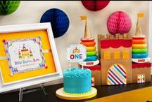 """First Birthday """"Primer Cumple"""" Party Ideas"""