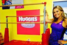 Huggies Staying Active w/ Baby #MovingMoments / Tips to staying active with little ones.