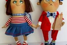 Dolls and Doll Patterns