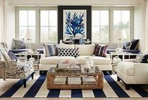 Living Room Renovation / At Home With The O'Neil's Living Room Renovation / by JO Social Branding