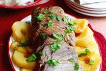Hispanic Holidays / Pork recipes for the holidays with a Latin touch