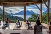 Yoga + Retreats //Guatemala / Transformational yoga teacher trainings and transformational retreats! https://www.thekulacollective.com
