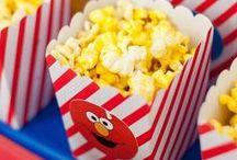 Sesame Street Valentine's Day Healthy Recipe Ideas