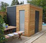 Gartenhäuser / Verschiedenste Produkte zu Garten-, Müll- und Fahrradhäuser!