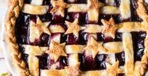 SO DELICIOUS PIE / Great pie dessert recipes!