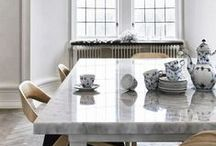 * dining rooms