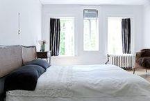 * bedrooms