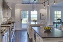 a dream kitchen / by Micaela Cree Bonner
