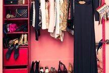 * closets