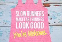 Marathon Mom / Running myself fit / by Heather Atkins