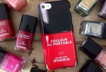 {Accessories for Gadgets} / iPhone cases, laptop sleeves etc.
