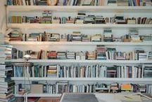 * shelves