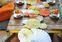Table - decorations