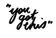 Q U O T E S / Health goals, life quotes, visions...