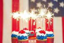 HOLIDAY | independence day / 4th of July decor and activities / by Sara Zaugg