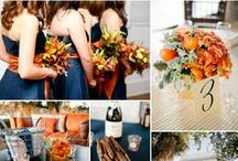 Wedding Inspiration / Devon + Rick. 10/17/15 inspiration  / by Rick Hall