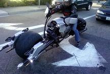 Motorcycles Around