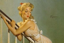 Pin Up / by Maria Z