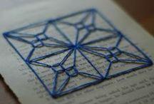 Stitching / by Joanne Kim Milnes