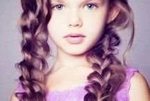 HAIR | little lady / by Sara Zaugg
