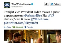 The White House's Celebrity Crush / by Parks and Rec