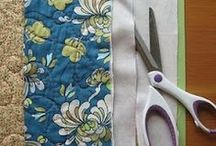 Learn to quilt / by Joanne Kim Milnes