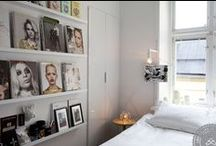 """{Styling: Ikea RIBBA} / Ideas how to use Ikea's picture ledge """"RIBBA"""""""