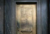 * doors and trim