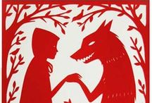 .Red Riding Hood / by Felicidade Azten