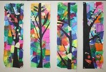Artsy! / Elementary Art... / by Melissa Barlow