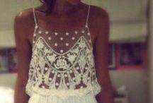 Wedding dress inspiration / Boho, lace, vintage - beautiful!