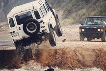 Off-Road/SUV/4x4/Go Anywhere Vehicles / by Kyle Morley