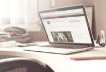 Blogging + Biz Tips