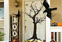 Halloween / Halloween decorations, food, and party ideas! October!