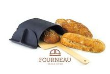 The Fourneau Bread Oven / The ultimate tool to help you bake the most beautiful and most delicious loaf of bread at home.  A new product by Strand Design.  (patent pending)
