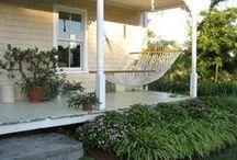 * great porches + decks + patios