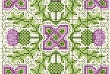 All Things Cross Stitch / Cross Stitch charts, patterns, tips, techniques, tutorials, fabrics, tools, videos, and all things cross stitch related.