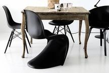 {Styling: Vitra Panton Chair}