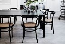 {Styling: Thonet Chair}