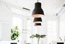 {Styling: Ikea Hektar Lamp} / http://www.ikea.com/de/de/catalog/categories/series/23037/