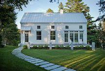 Exteriors & Architectural Details