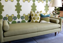 Textiles & Wallpaper on Modenus / by Modenus