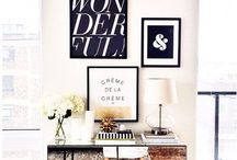 Favorite Places and Spaces / by Pretty Petals   Dallas Style Blog